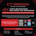 CT-X5000 2