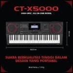 CT-X5000 3