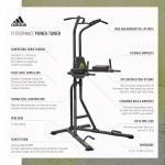 performance power tower infographic