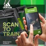 scan to train – performance ab bench